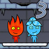 Fire Boy and Water Girl 3 The Ice Temple