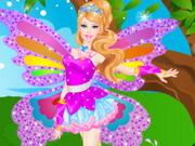 Barbie Fairy Dress Up