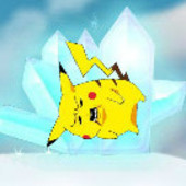 Pikachu Ice Dash