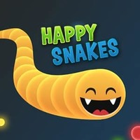 Xu hướng trò chơi,Happy Snakes is one of the Snake Games that you can play on UGameZone.com for free. Welcome to the fun world of Happy Snakes! Happy snakes need to grow stronger in this world. Collecting the energy that is scattered on the map or absorbing the energy left by the dead player will make you stronger.