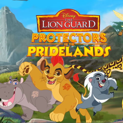 Lion Guard Games