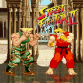 Street Fighter Flash II
