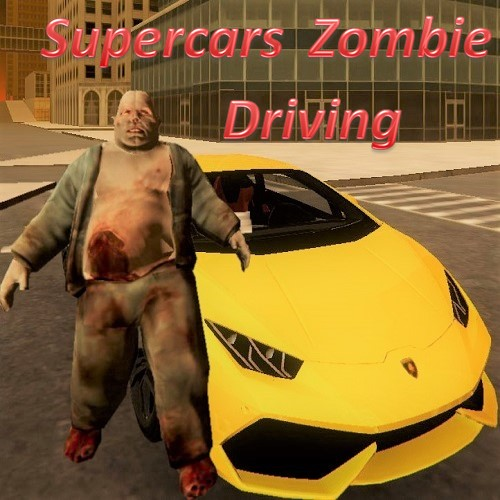 Supercars Zombie Driving