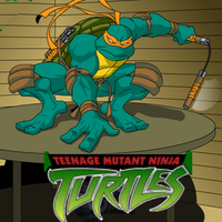 Teeenage Mutant Ninja Turtles - Mouser Mayhem