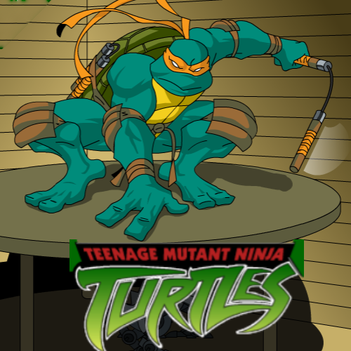 Teeenage Mutant Ninja Turtles - Mouser Mayhem