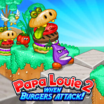 Papa Louie 2: When Burgers Attack