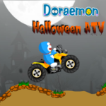 Doraemon Halloween Atv