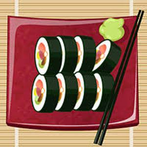 trò chơi sushi