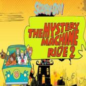 Scooby-doo: The Mystery Machine Ride 2