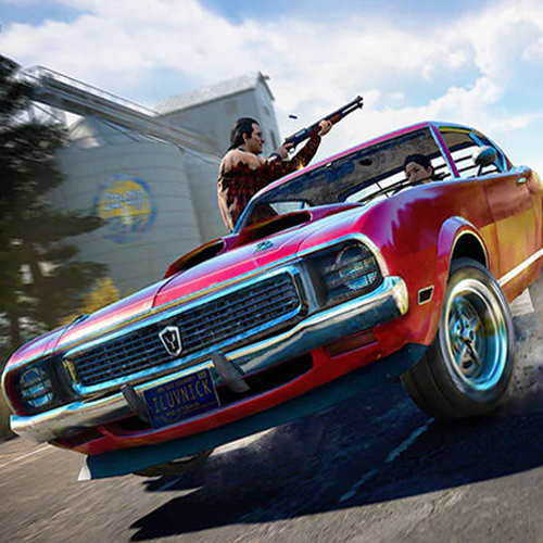 Muscle Car Games