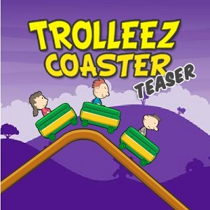 Trolleez Coaster Teaser