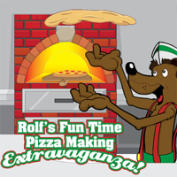 Rolf's Fun Time Pizza Making