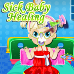 Sick Baby Healing