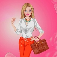 Barbie Job Interview Dressup