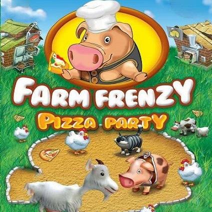 Farm Frenzy: Pizza Party