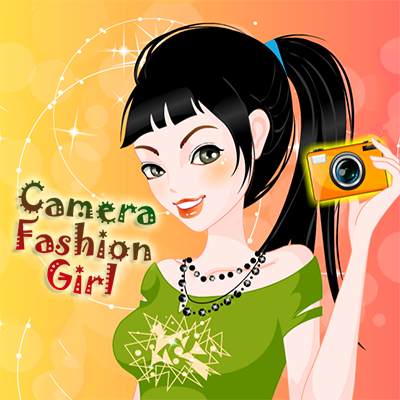Camera Fashion Girl