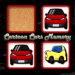 Cartoon Cars Memory