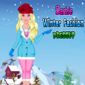 Barbie Winter Fashion Dressup
