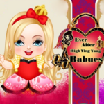 Ever After High Ying Yang Babues