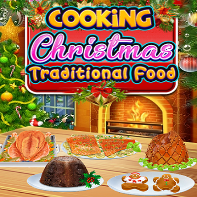 Cooking Christmas Traditional Food