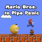Mario Bros. In Pipe Panic