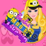 Barbie Minions Make-up
