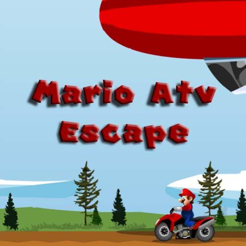 Mario Atv Escape