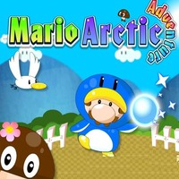 Mario Arctic Adventure