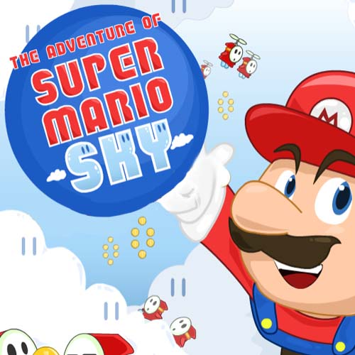 The Adventure Of super Mario Sky
