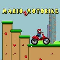 Mario Bros Motobike 3