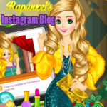 Rapunzel's Instagram Blog