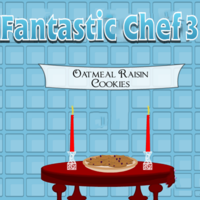 Fantastic Chef 3: Oatmeal Raisin Cookies