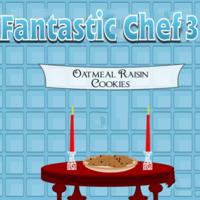 Fantastic Chef 3: Oatmeal Raisin Cookies