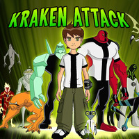 Melhores Jogos Gratis,Kraken Attack is one of the Ben 10 Games that you can play on UGameZone.com for free.  Beware! The tentacles of a terrible Kraken just burst through the waves! Everyone on deck, grab your swords, guns, and cannons! In Kraken Attack!, you use pirate skills, repair damage to the ship, and choose the best weapons possible to stay afloat and keep the Kraken at bay! Enjoy and have fun!