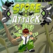 Spore Attack