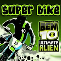 Ben 10 Ultimate Alien Super Bike