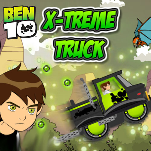 Ben 10 Xtreme Truck