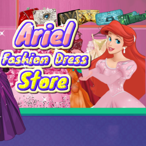 Ariel: Fashion Dress Store