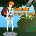 Backpacker Dress Up Game