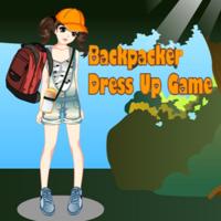 Backpacker Dress Up Game