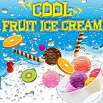 Cool Fruit Ice Cream