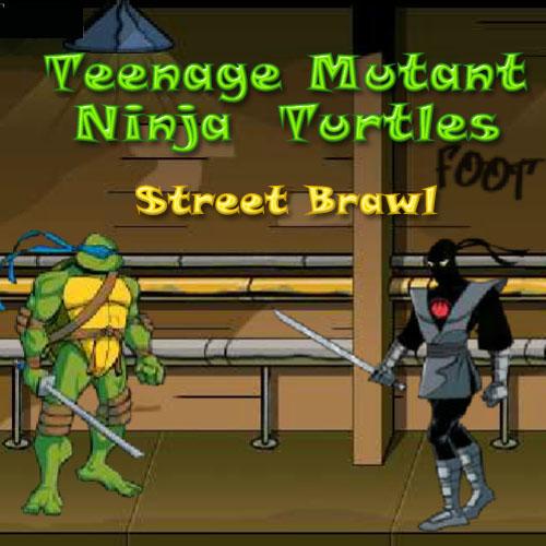 Teenage Mutant Ninja Turtles: Street Brawl
