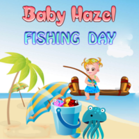 Baby Hazel: Fishing Day
