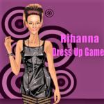 Rihanna Dress Up Game