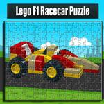 Lego: F1 Racecar Puzzle