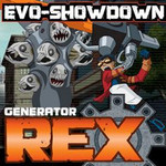 Generator Rex: EVO-Showdown