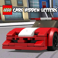 Lego: Cars Hidden Letters