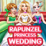 Rapunzel Princess Wedding