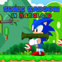 Sonic Kaboom: In Marioland
