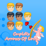 Cupid's Arrows Of Love